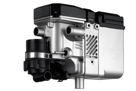 Предпусковой подогреватель двигателя Вебасто, фото минск