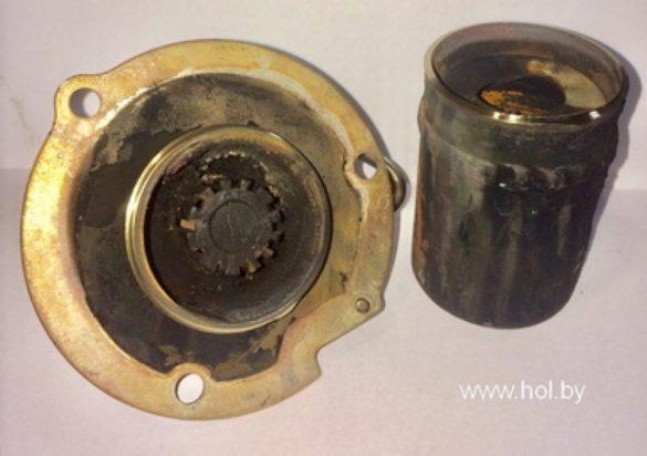 Ремонт (восстановление) горелки автономного отопителя Eberspacher Airtronic и Webasto