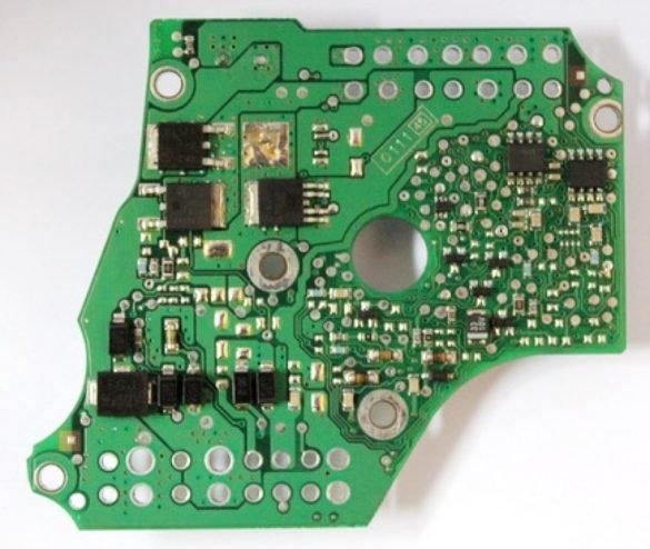 Плата блока управления Eberspacher Hydronic (Гидроник) II D5Z-F /S-F/Z-H/S-H